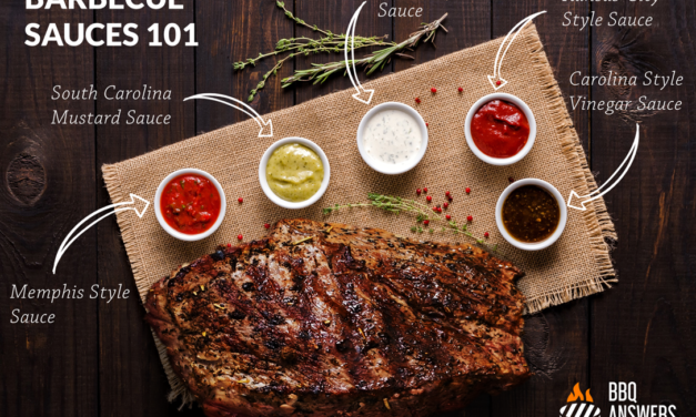 What Are the Types of Barbecue Sauce?