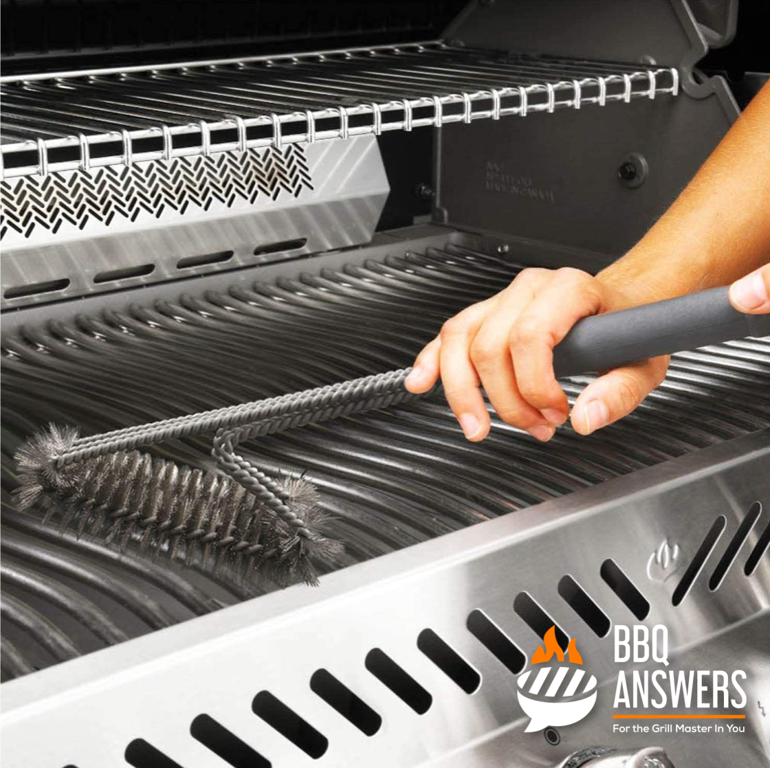 Cleaning Grill Grates   BBQanswers