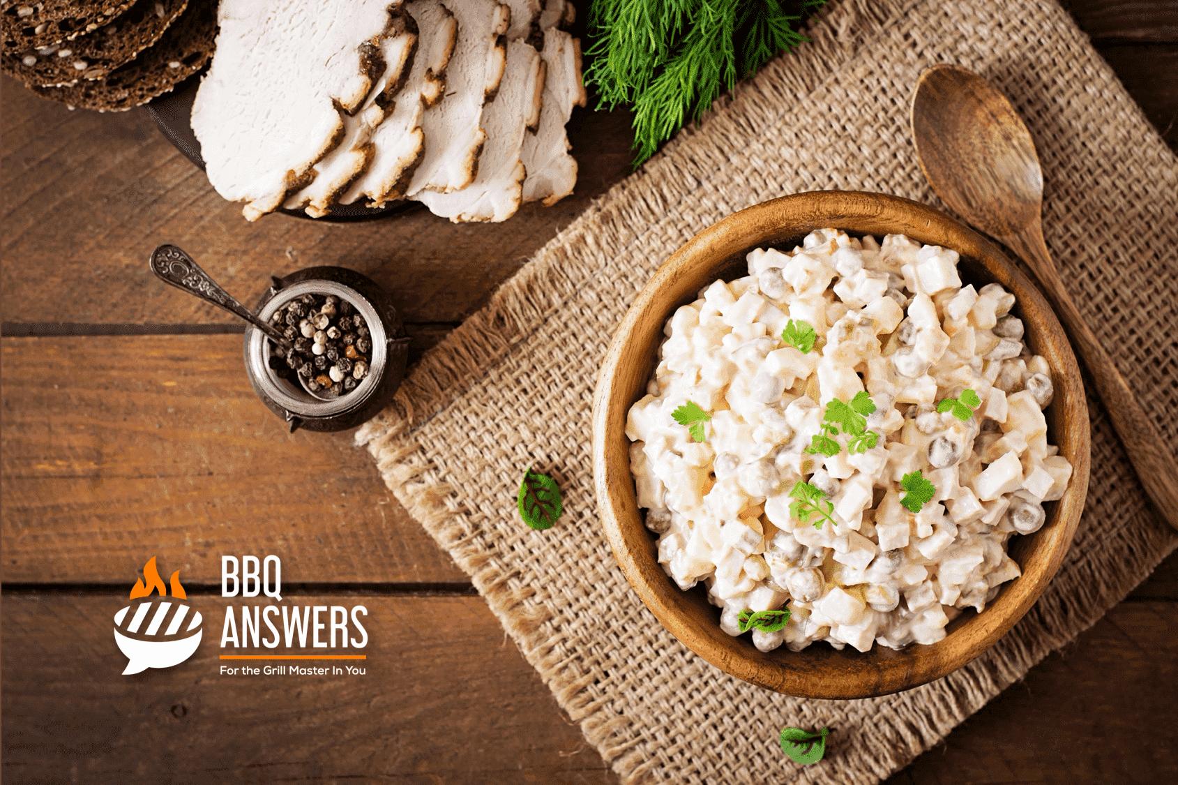 Potato Salad Recipe | Southern BBQ Sides Recipe | BBQanswers