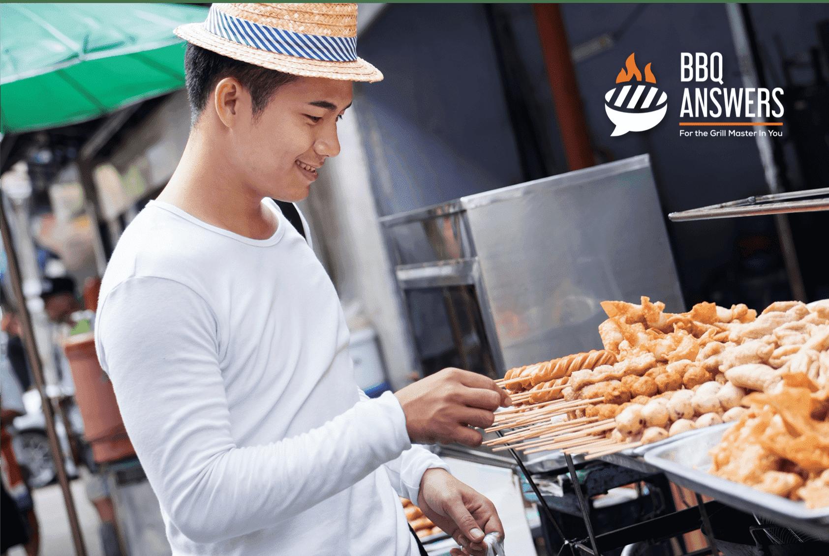 Chinese BBQ   BBQanswers