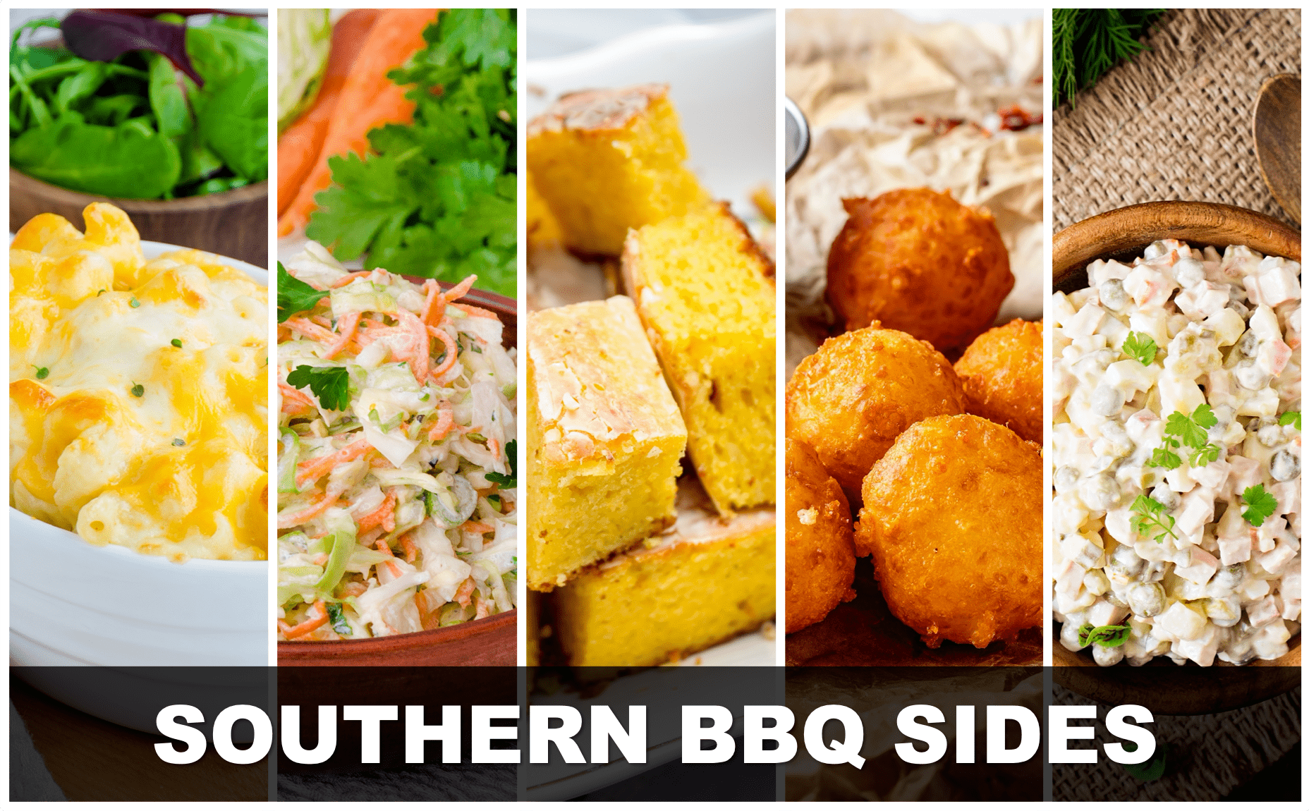 Most Popular Southern BBQ Sides Recipes