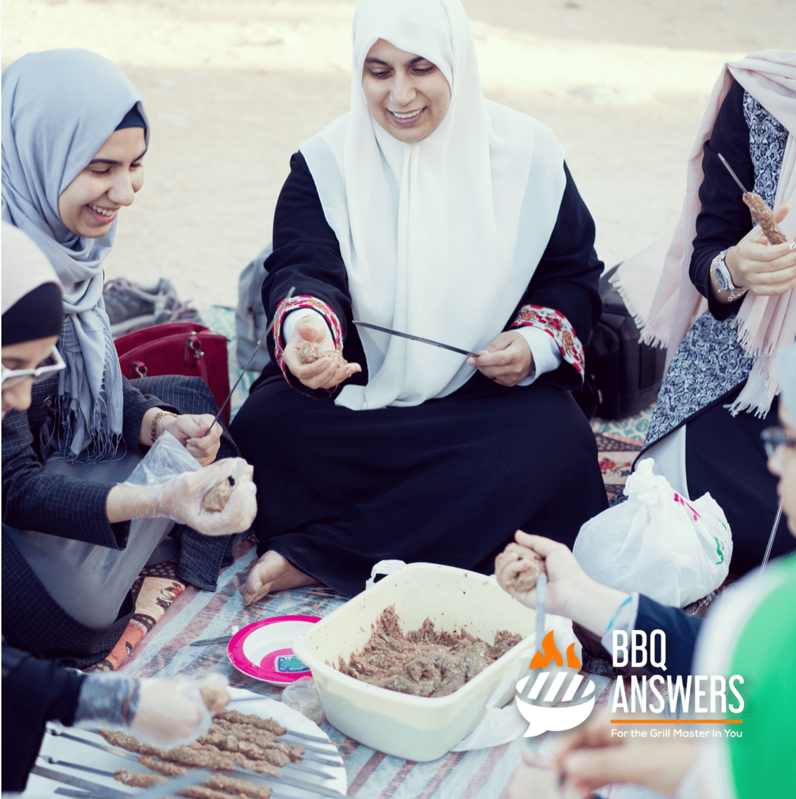 BBQs in the Middle East   Halal BBQ   BBQanswers