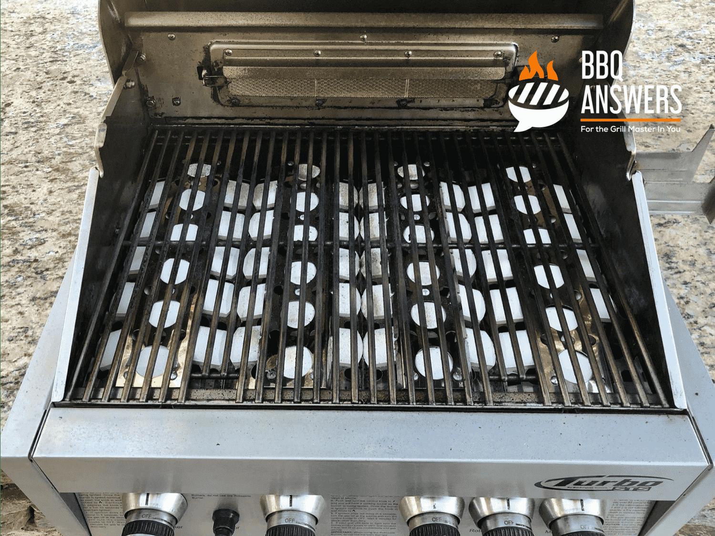 Ceramic Briquettes | Lava Rocks | BBQanswers