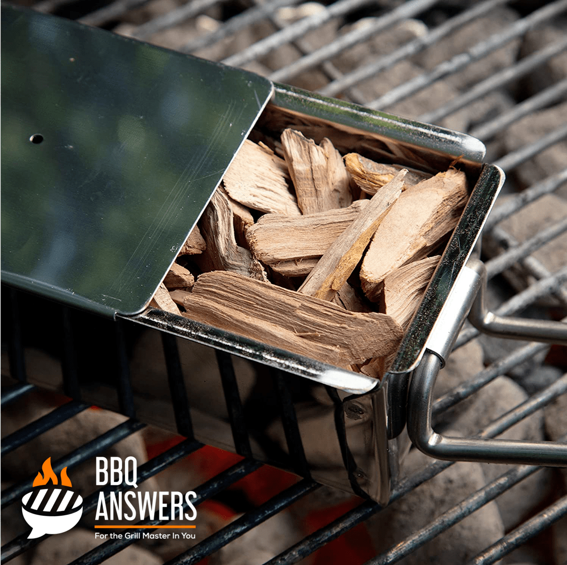 Wood Chips | Guide to BBQ Wood Selection | BBQanswers