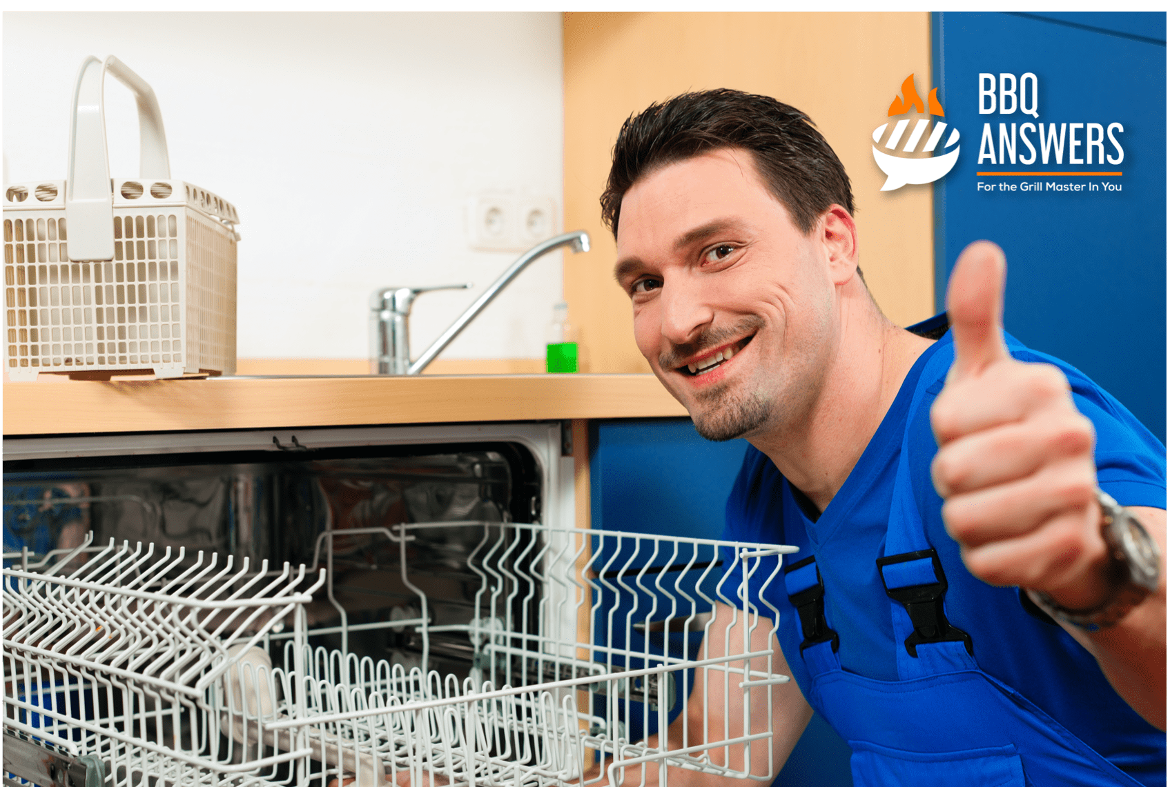 Cleaning Large-sized BBQ grills in Dishwasher   BBQanswers