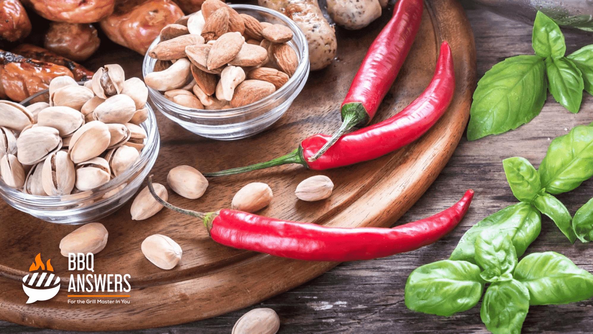 Gluten-free BBQ Nuts   BBQanswers