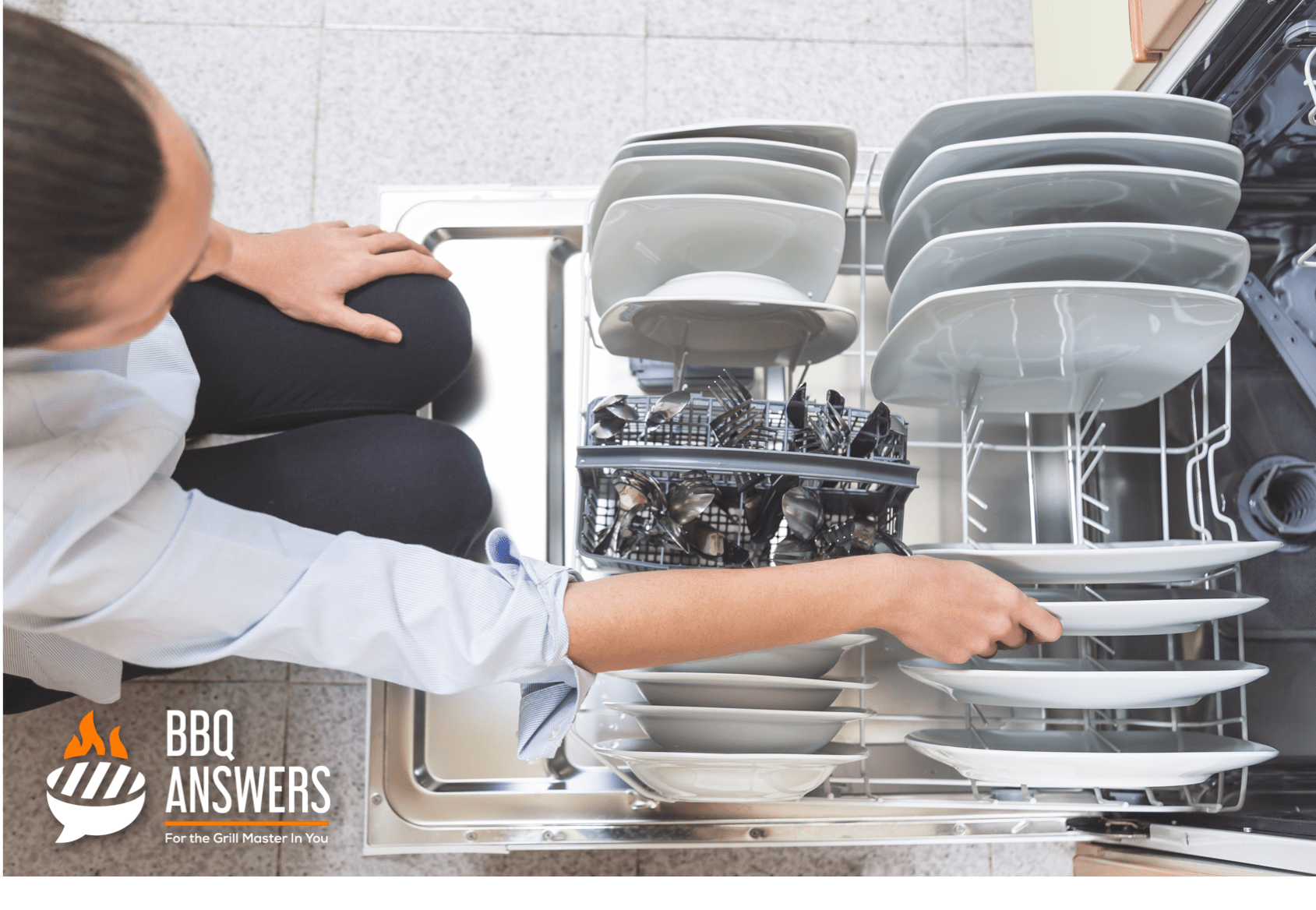 Cleaning BBQ Grills in Dishwasher   BBQanswers