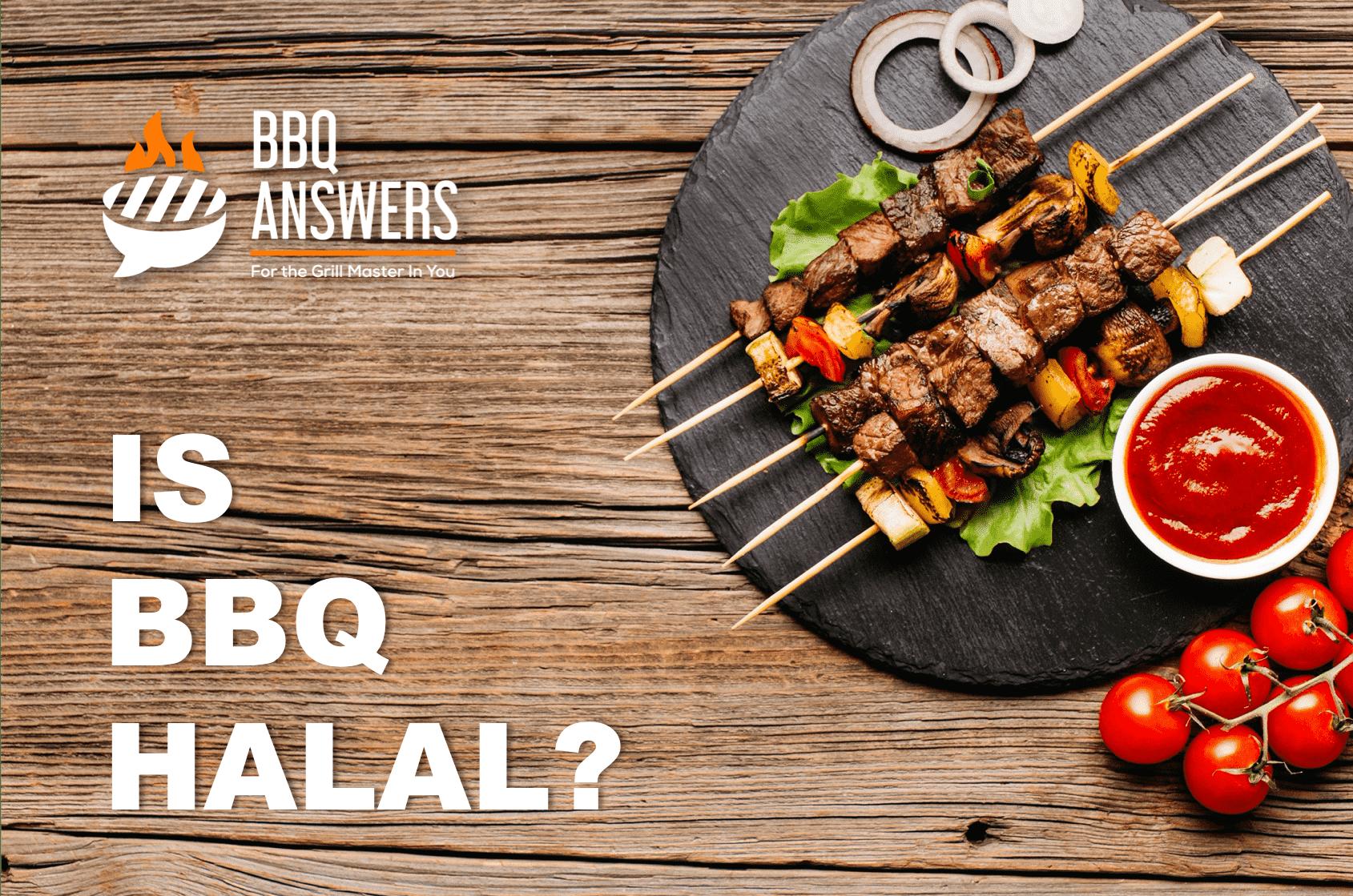 Is BBQ considered Halal?   BBQ Considered Halal   BBQanswers