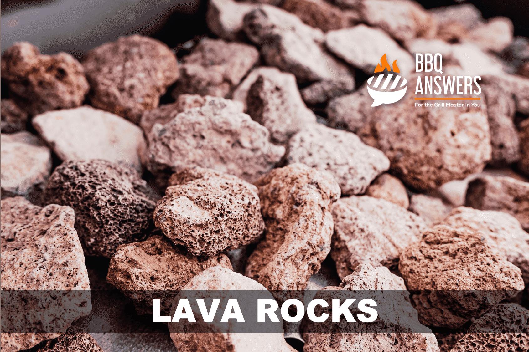 Lava Rocks for BBQ | BBQanswers