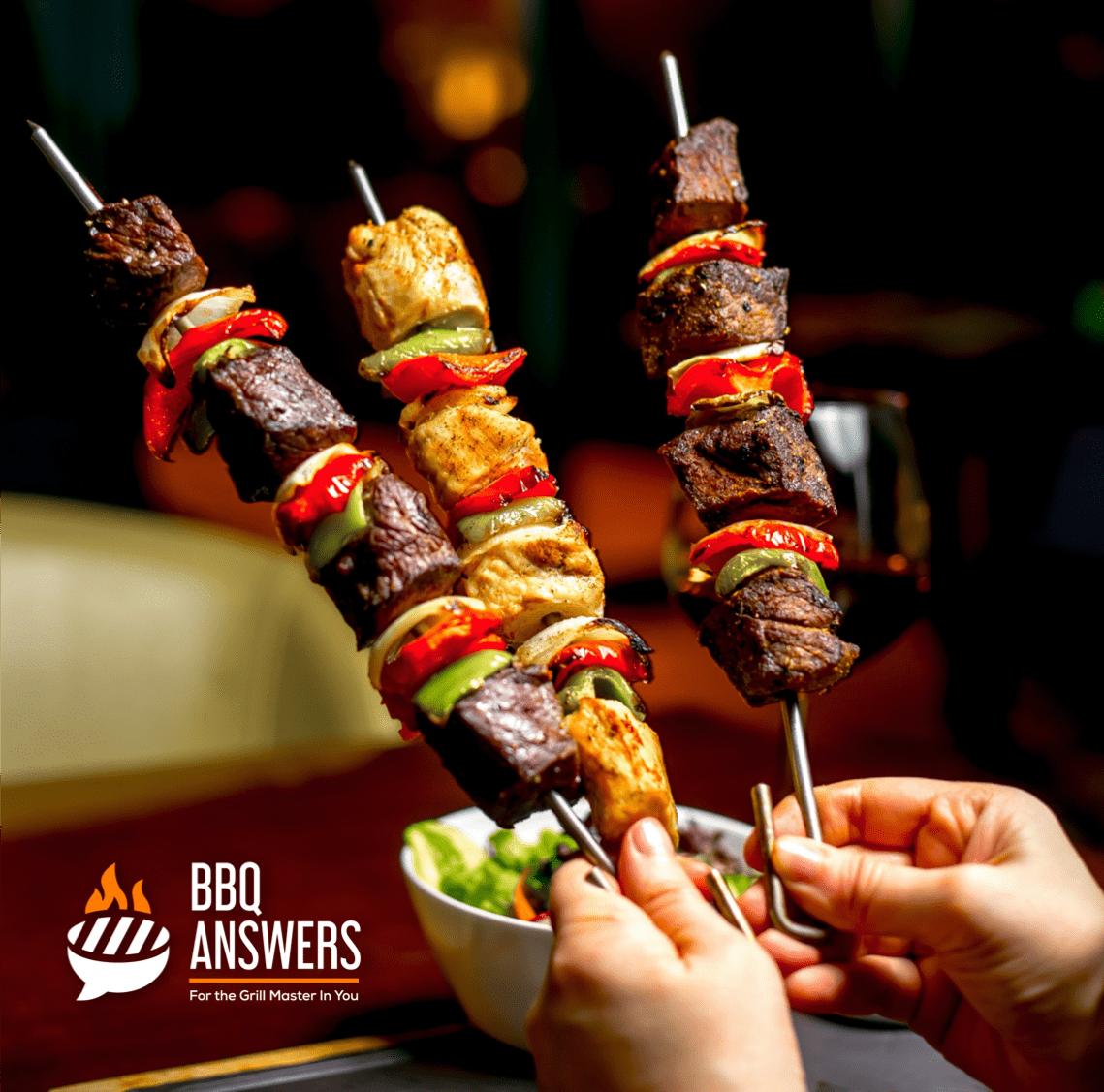 Sheesh Kebabs   Halal BBQ   BBQanswers