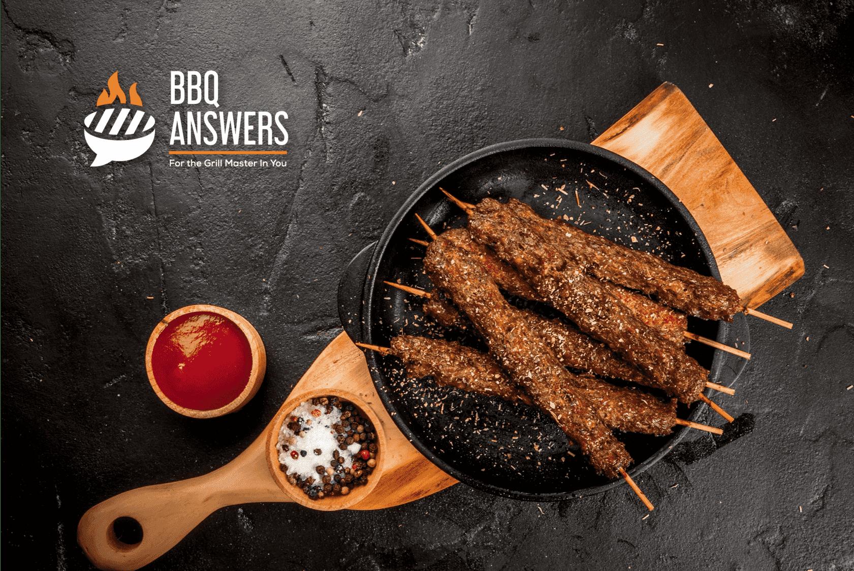 Sheekh Kebabs   Halal BBQ   BBQanswers