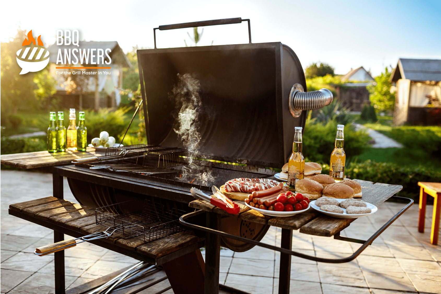 Smoker Grill | Guide to Grill Types | BBQanswers