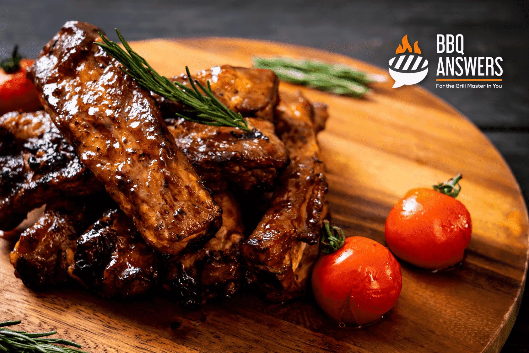 Vegan BBQ Ribs | BBQanswers