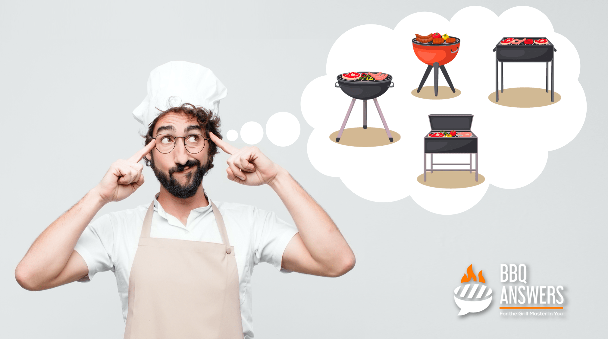 Guide to Grill Types | BBQanswers