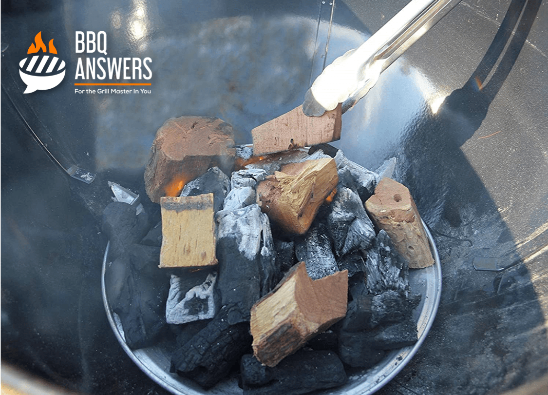 Wood as Source of Smoke Only | BBQanswers