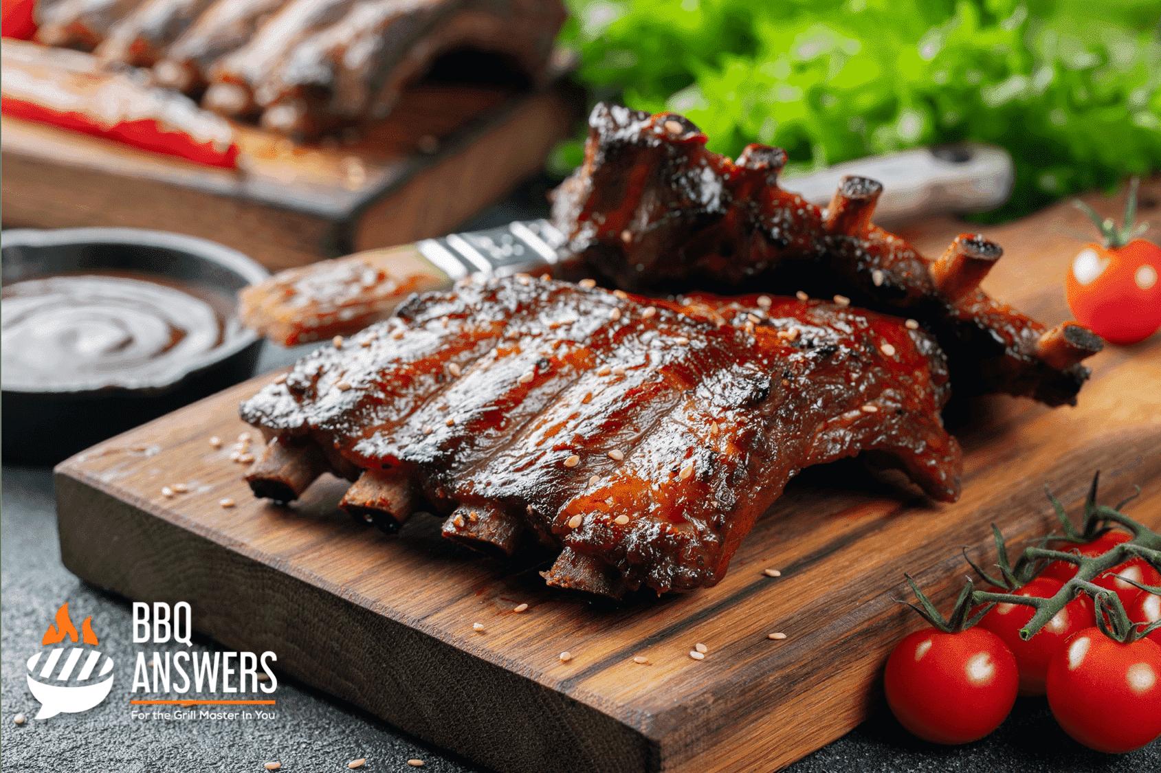 Gluten-Free BBQ Pork Ribs   BBQanswers