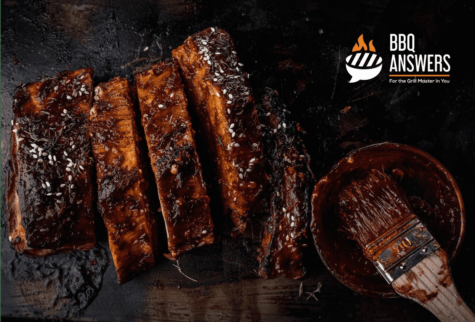 Honey BBQ Ribs | Vegan BBQ Ribs | BBQanswers