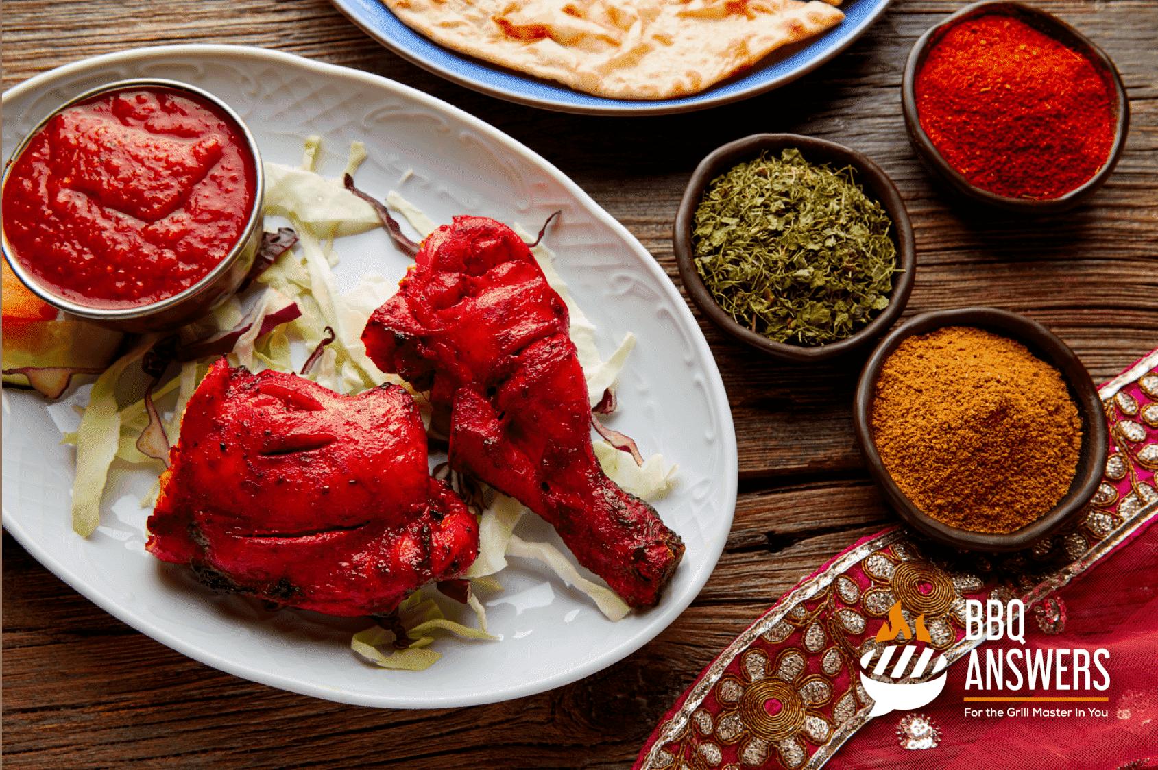 Tandoori Chicken | Indian BBQ | BBQanswers
