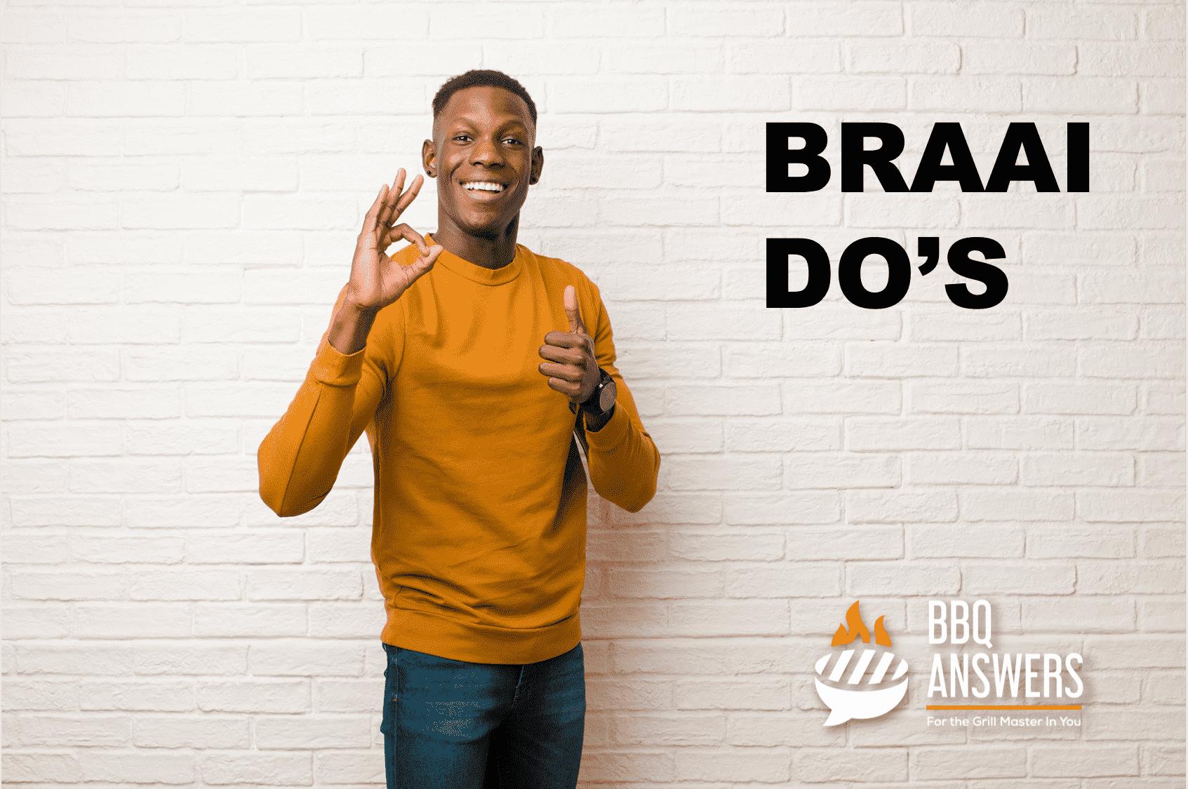 Braai Do's | African BBQ | BBQanswers