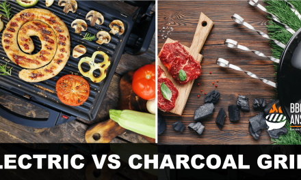 Charcoal Vs. Electric Grills: Comparing the Classic & Modern Grills
