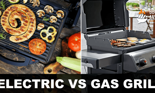 Gas Vs. Electric Grills: The War Between the Kings of Convenience