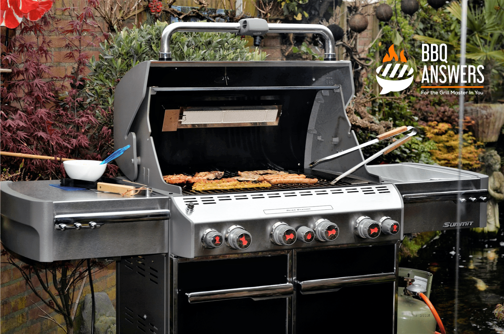 Gas Grill   Gas Grilling Equipment   BBQanswers