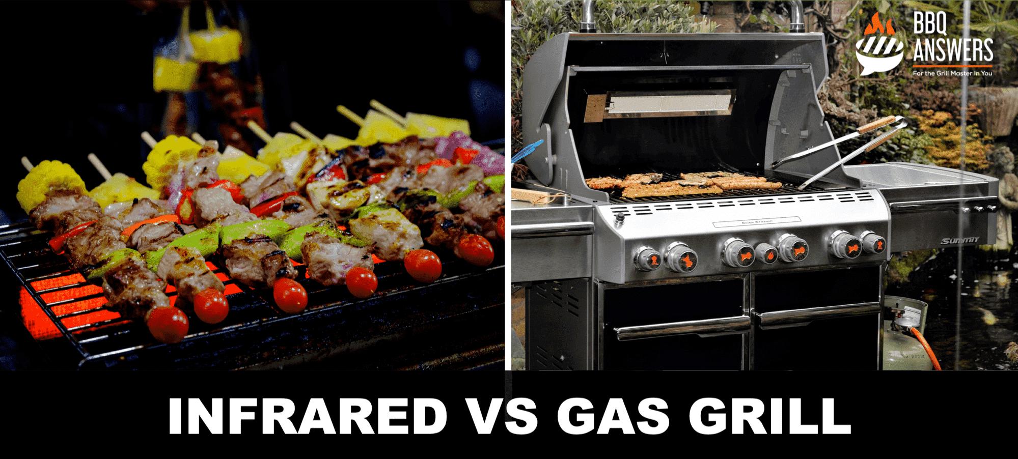 Infrared Vs. Gas Grills: A Heaty Comparison