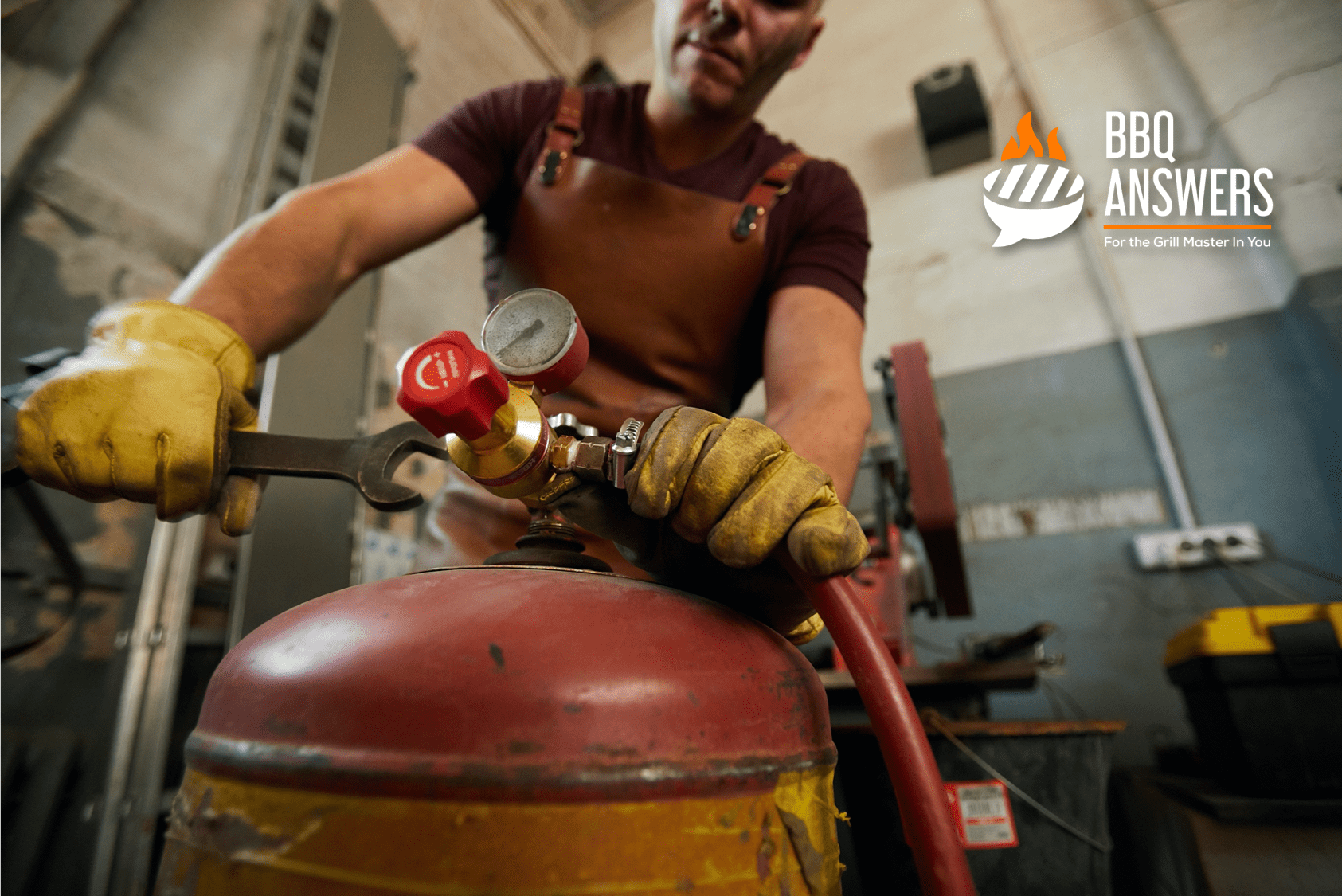 Pressure Relief Valve | BBQ Gas Bottle Safety | BBQanswers