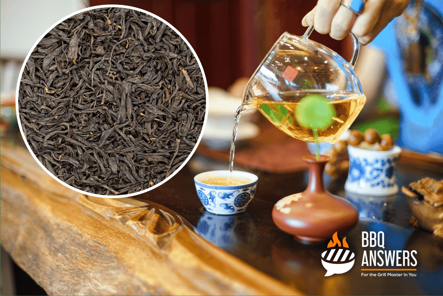 Smoke Tea | Lapsang Souchong or Russian Caravan | Liquid Smoke | BBQanswers