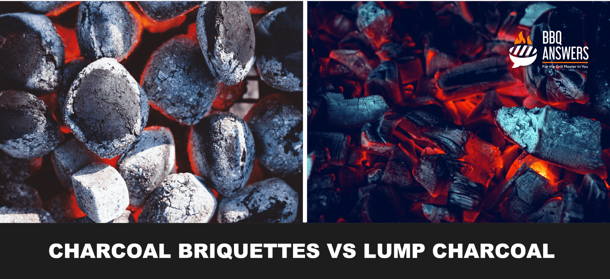 Charcoal Briquettes Vs. Lump Charcoal. Which is the Hotter Pick?