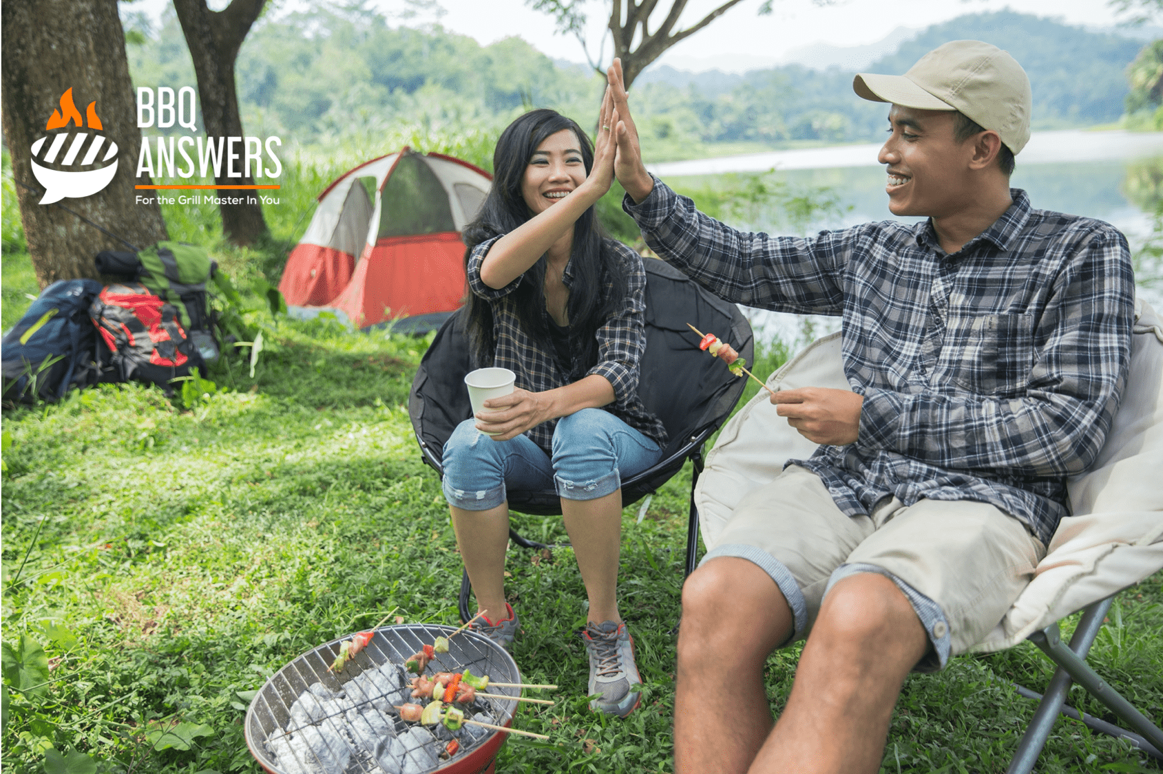 Foldable Chairs and Tent | BBQanswers