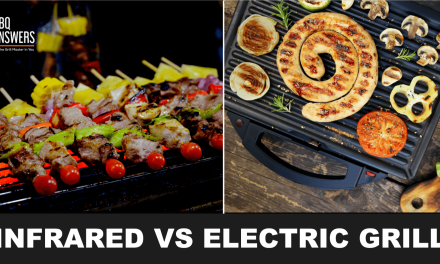 Infrared Vs. Electric Grills: A Technological Tussle