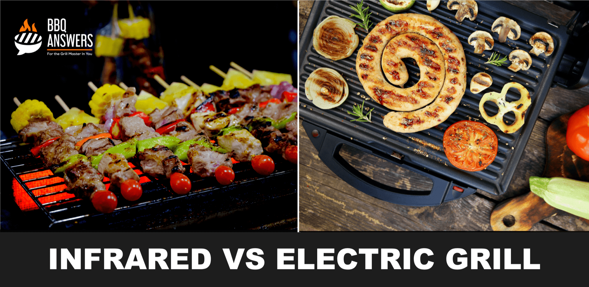 Infrared VS Electric Grill | BBQanswers