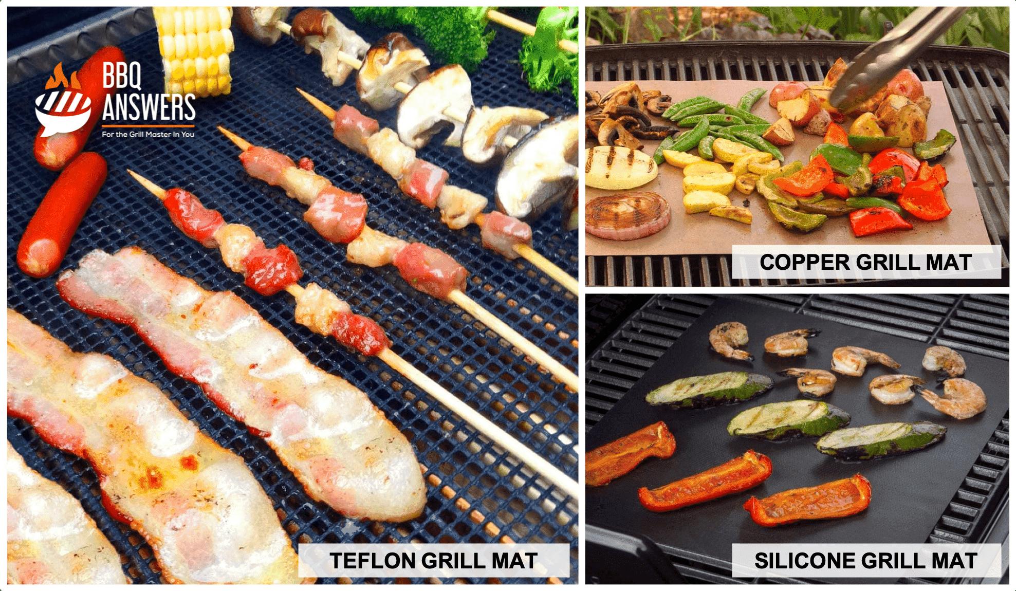 Types of Grill Mats | BBQ Grill Mats | BBQanswers
